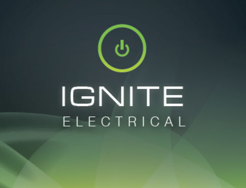 Ignite Electrical – Logo and business card design