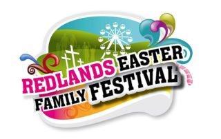 Redlands easter festival logo