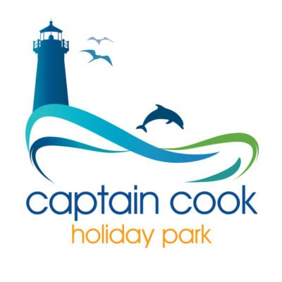 Captain Cook Logo Design