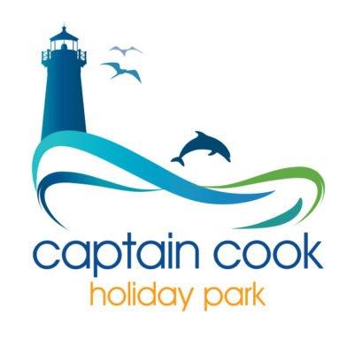 Captain Cook Logo Design