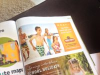 Family Parks magazine ad