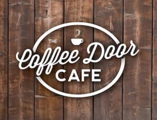 Coffee Door Cafe, Brand and Logo Design