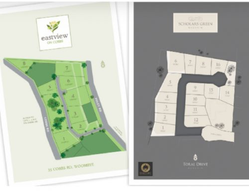 Estate Plans & Logo – Real Estate Developments