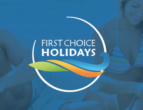 First Choice Holidays – Full brand design, style guide, advertising, signage & marketing strategy