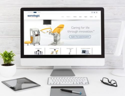 Sonologic & Innologic – Ecommerce Website Design