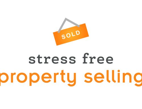 Stress Free Property Selling – Logo Design