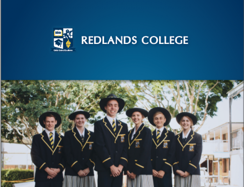 Redlands College – Logo and Brand Development (rebrand)
